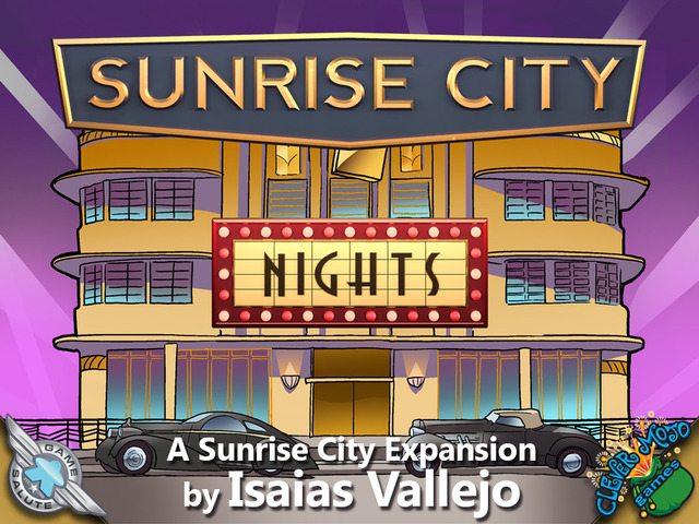 Sunrise City Nights