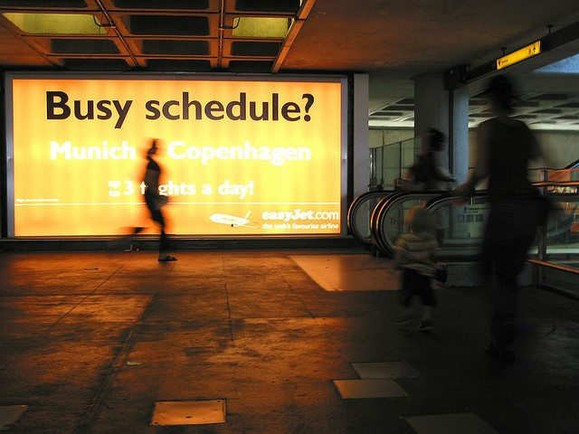 slow down, unbusy,