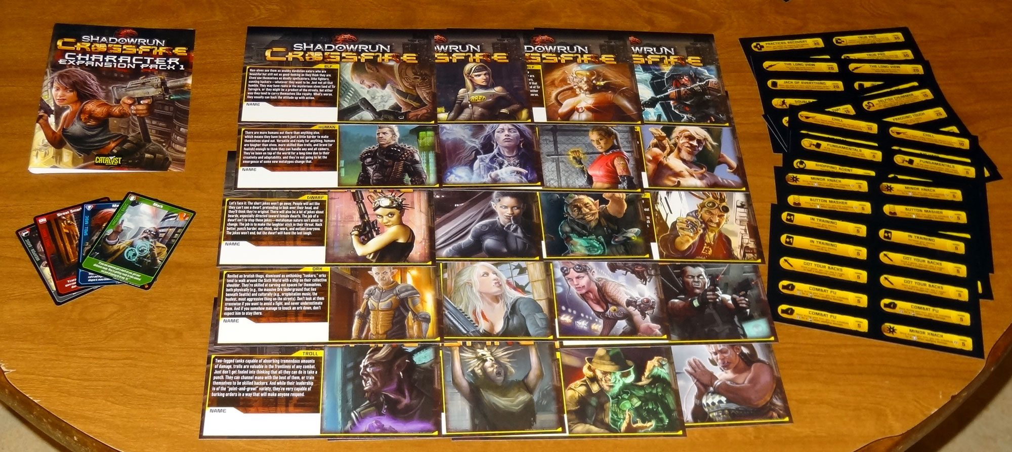 Crossfire Character Expansion Pack