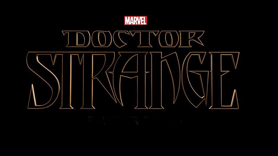 Dr. Strange Logo