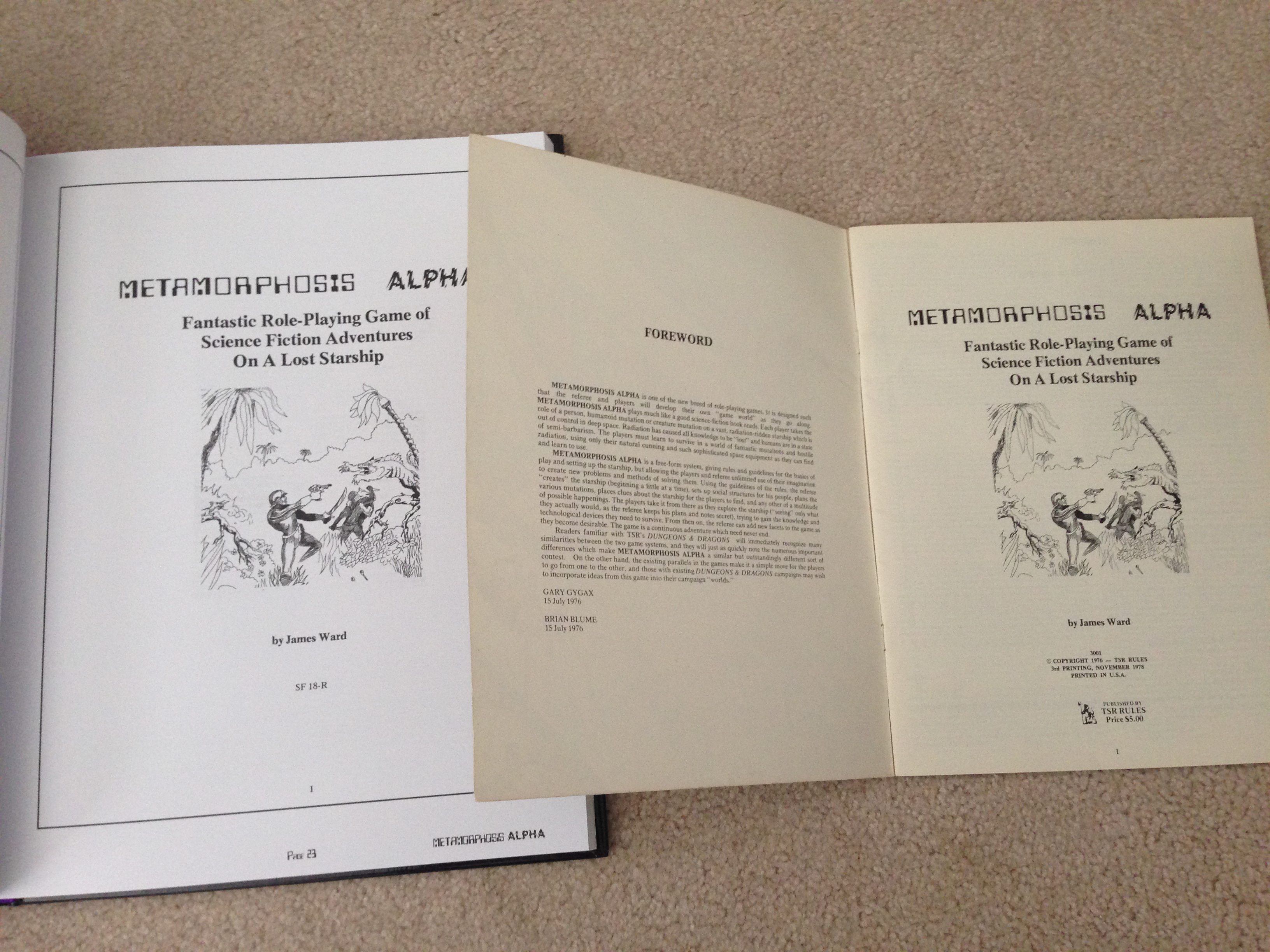 Title Page Compare