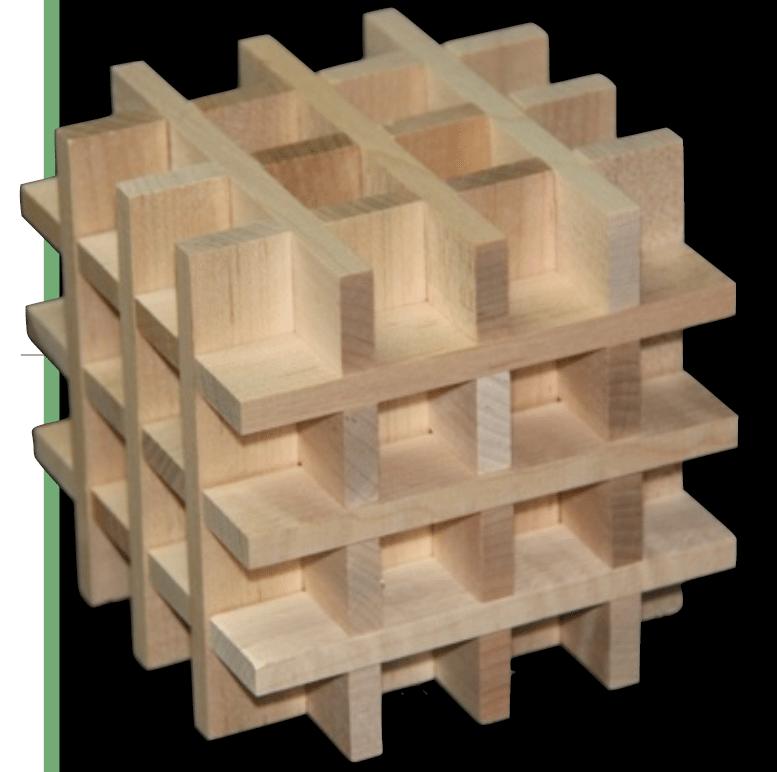Woven.Cube