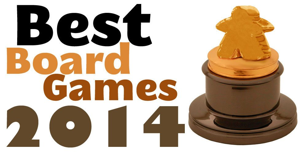 Best Board Games of 2014