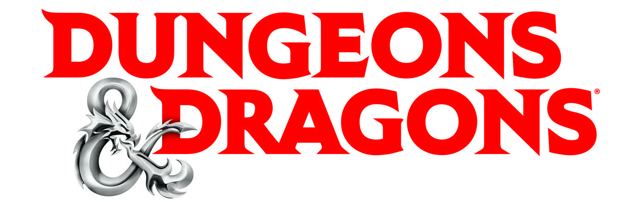 D&D Logo - Stacked