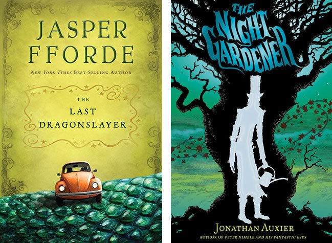 The Last Dragonslayer, The Night Gardener