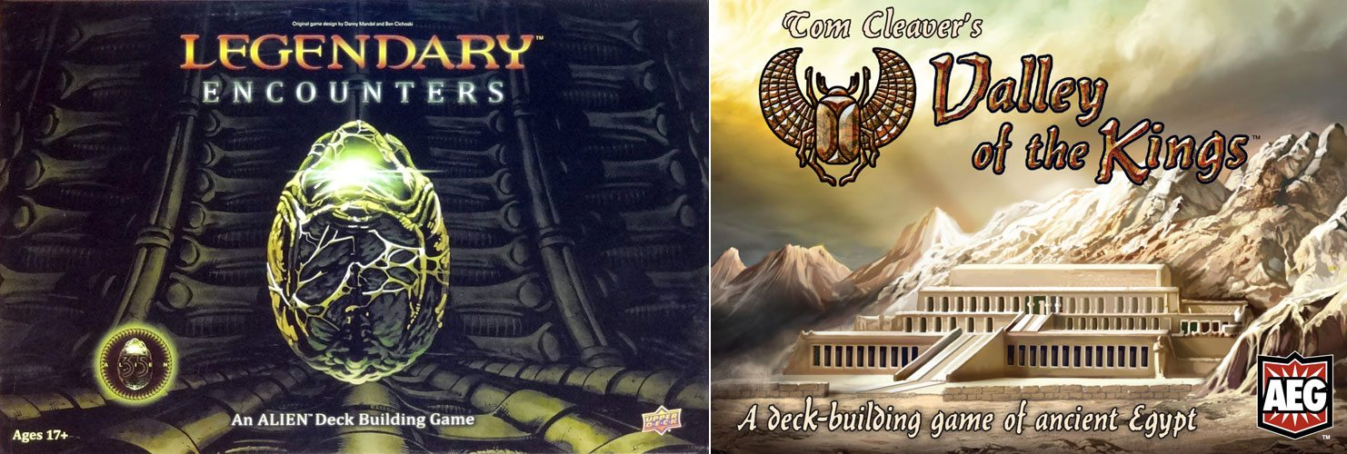 Legendary Encounters, Valley of the Kings