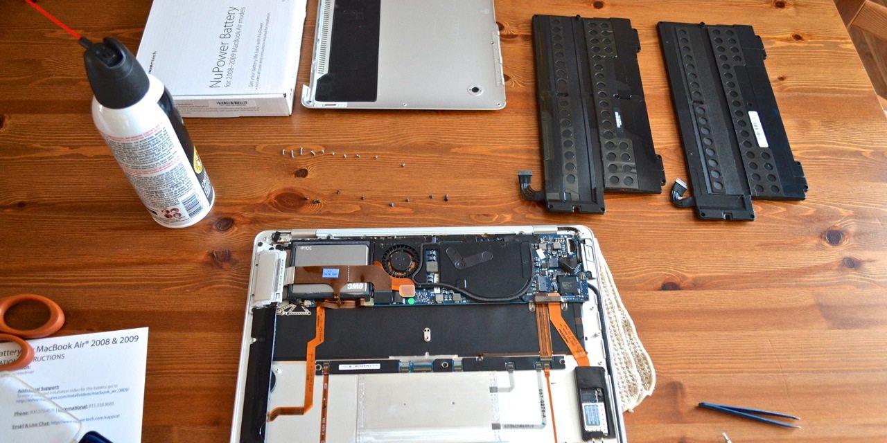 MBA taken apart