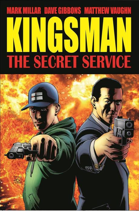 Kingsman: Secret Service  Image: Copyright Marvel Comics