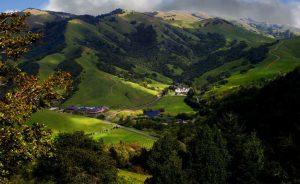 Skywalker Ranch in Marin, CA, where magic is made.