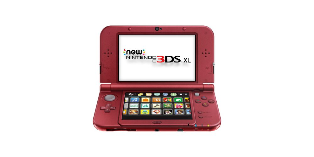 new 3ds xl