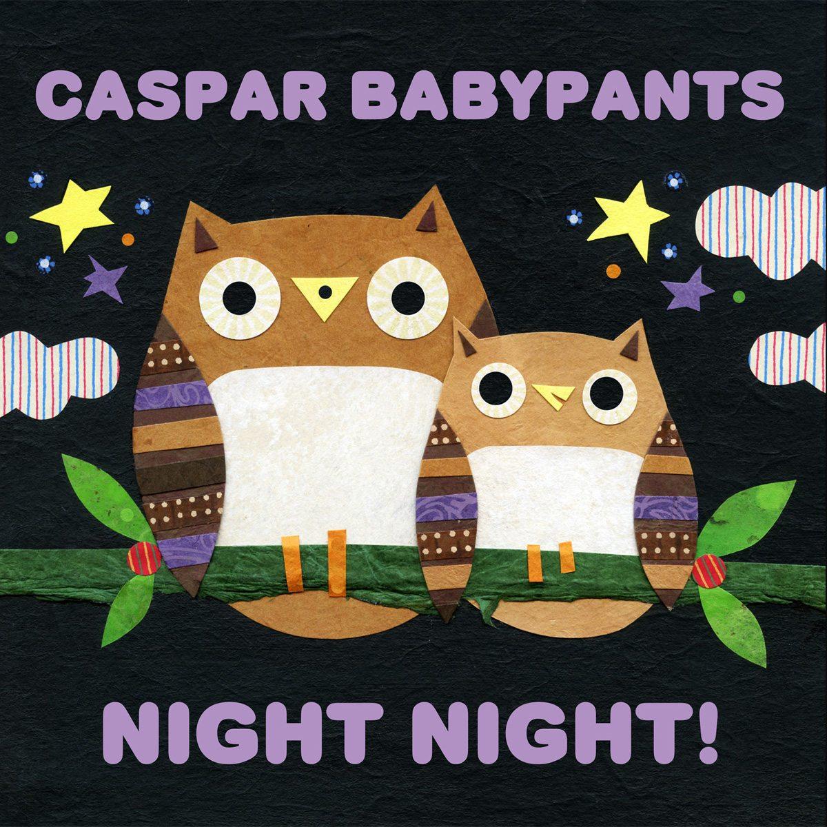 Caspar-NightNight-Cover
