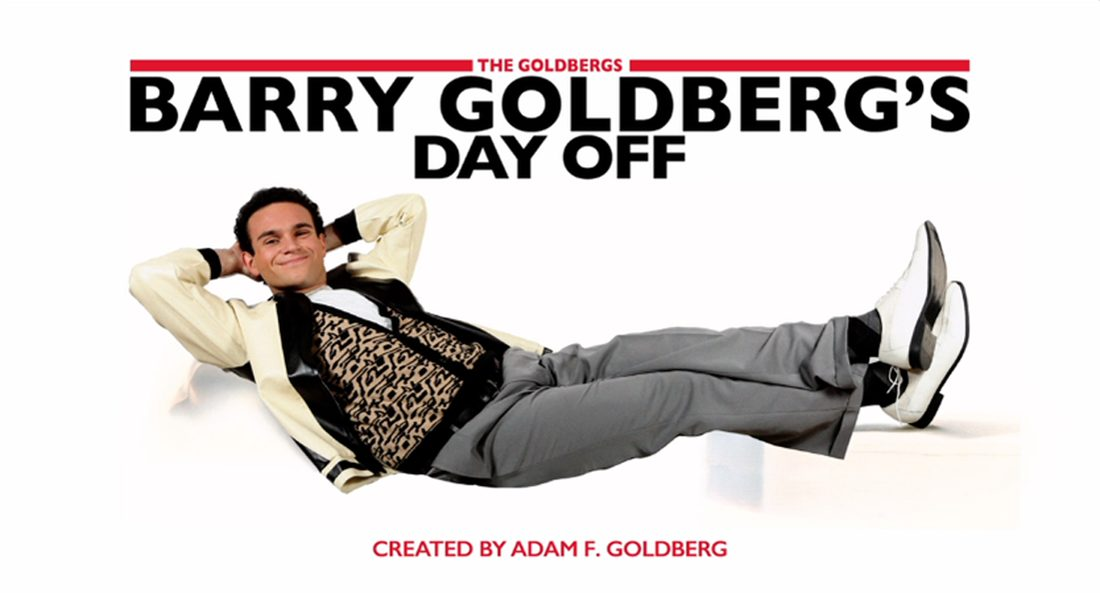 "Troy Gentile as Barry Goldberg in ABC's ""The Goldbergs"""