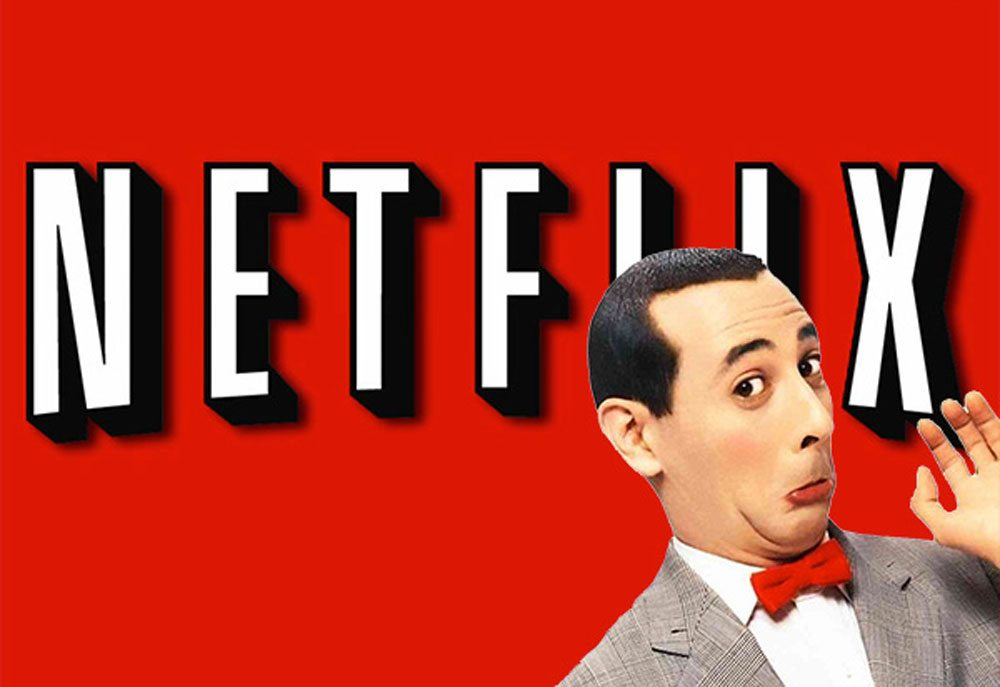 Pee-wee Herman movie to premiere on Netflix