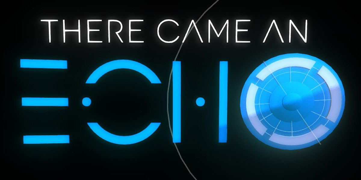 There Came an Echo Title