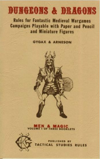 Volume 1: Men & Magic