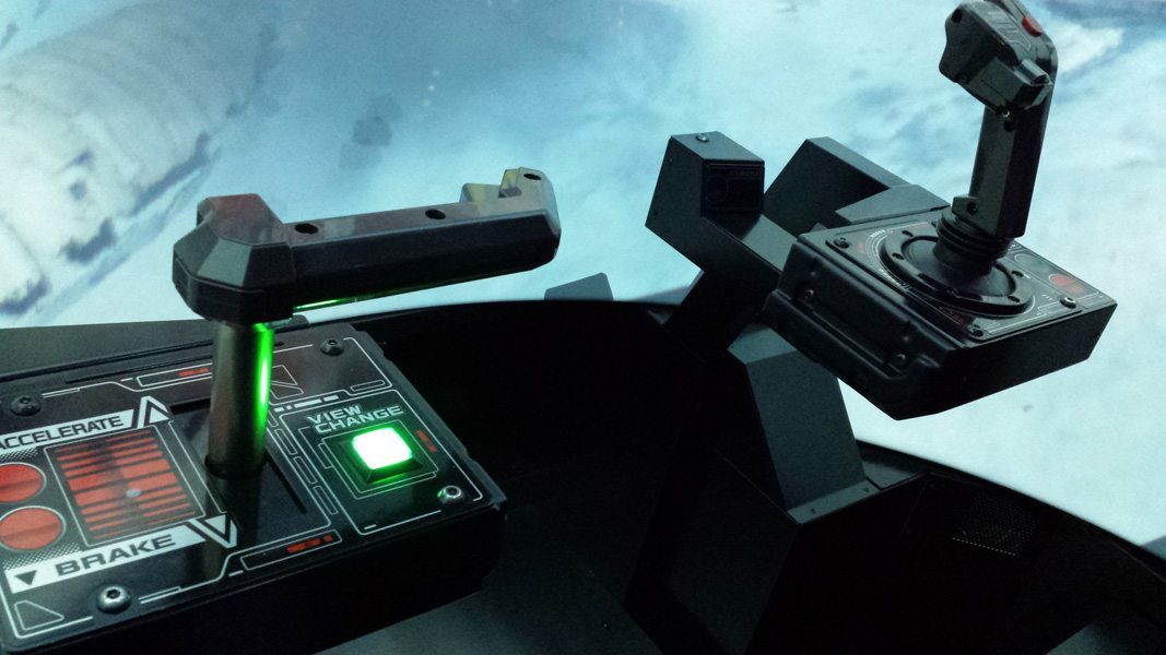 Star Wars: Battle Pod Flight Controls