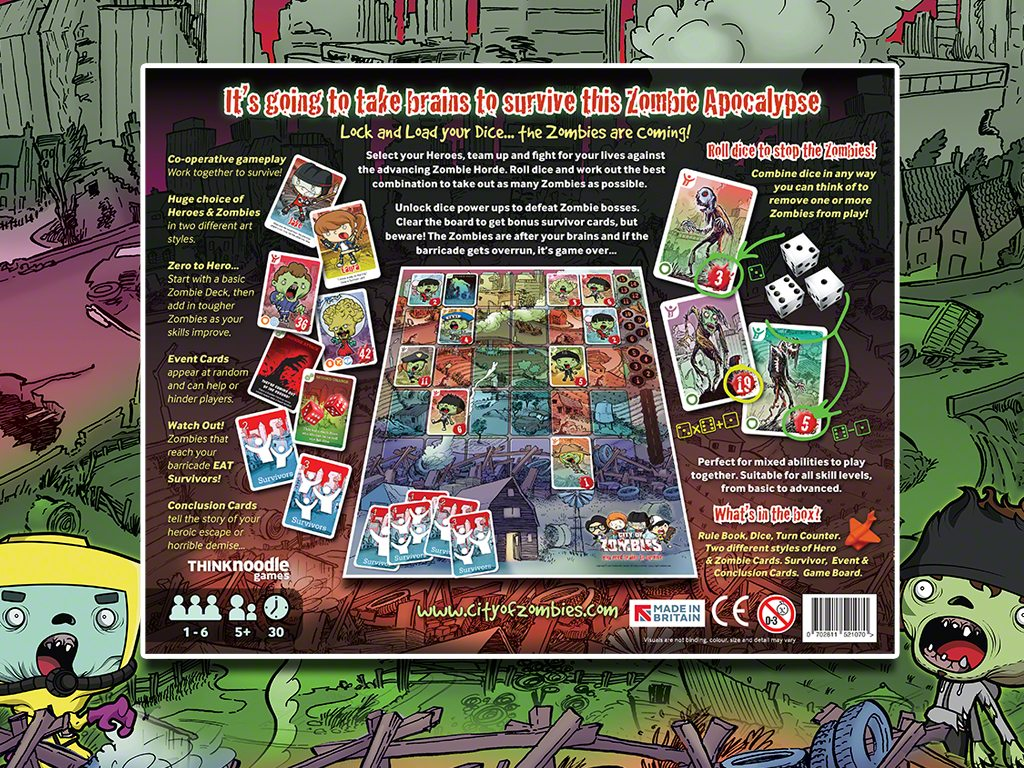 The back of the box