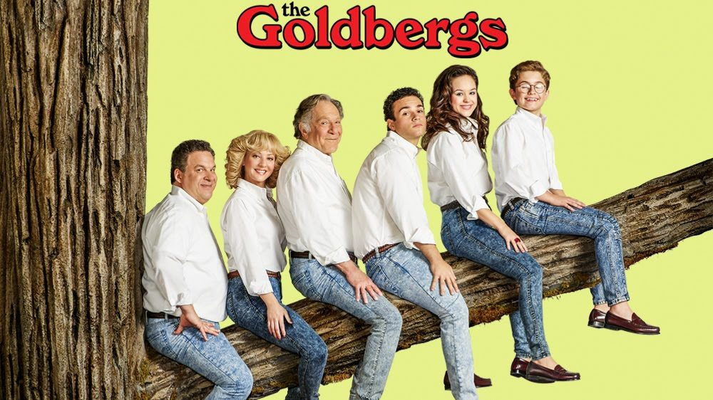 Cast of ABC's 'The Goldbergs'