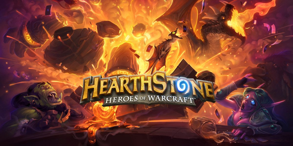 Banner for Hearthstone: Heroes of Warcraft