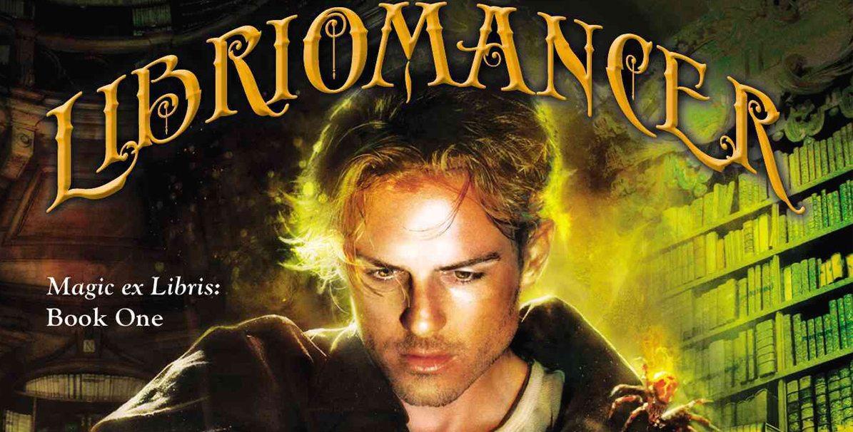 Libriomancer Book Cover