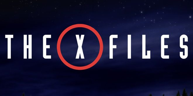 The X-Files Revival Logo © FOX