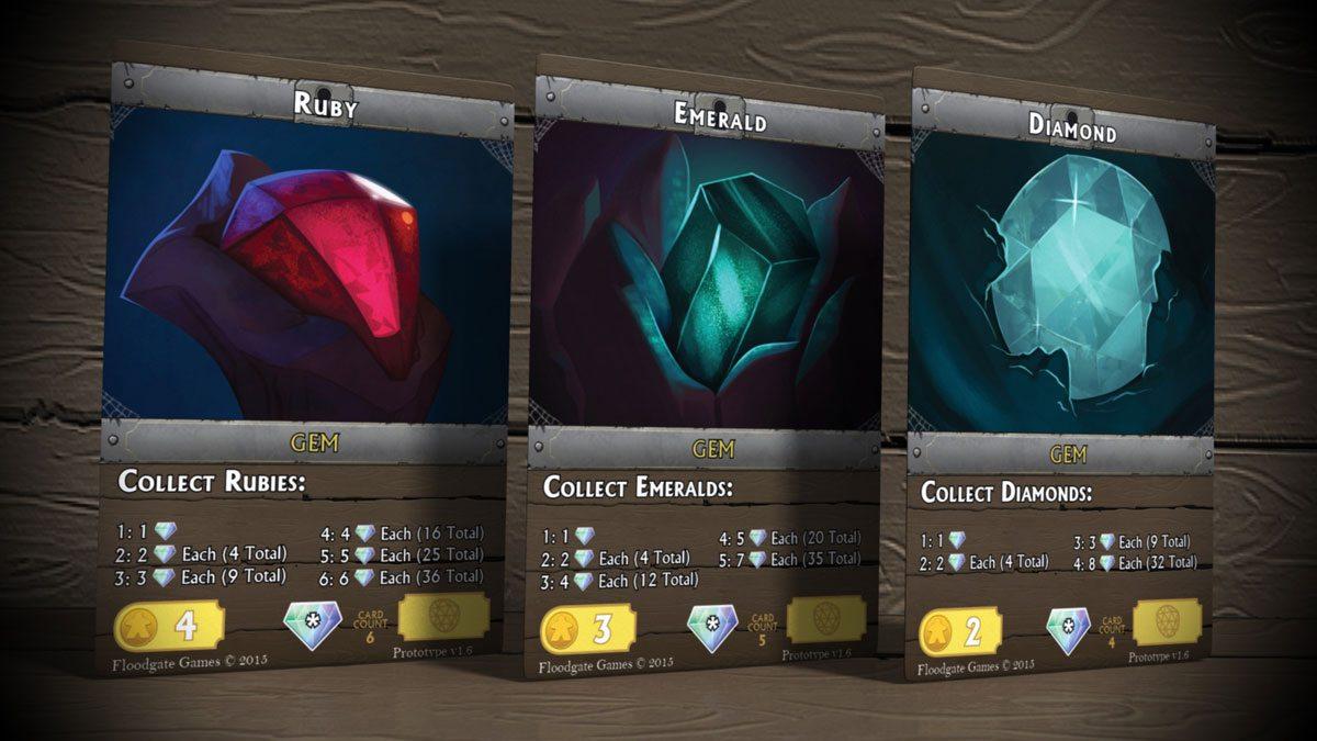 Vault Wars Gems