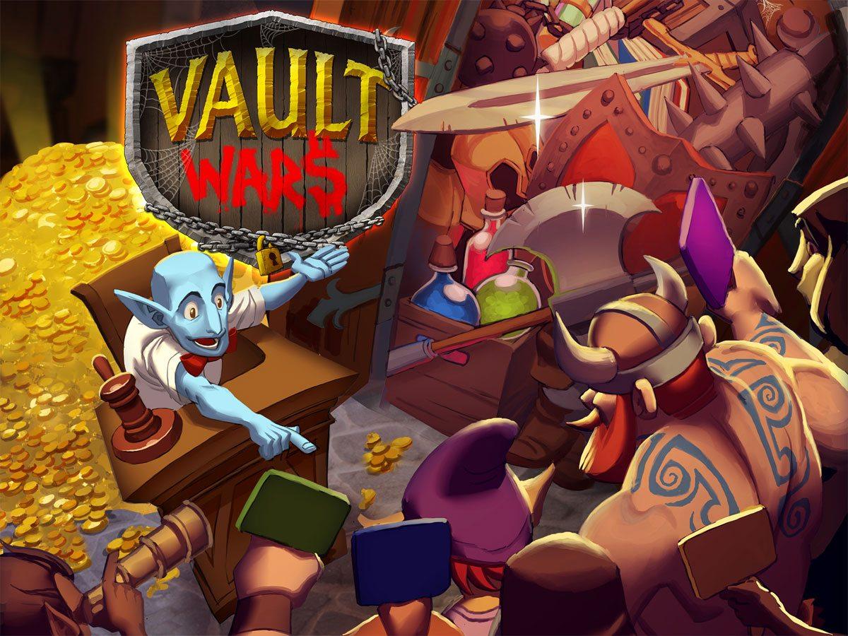 Vault Wars cover