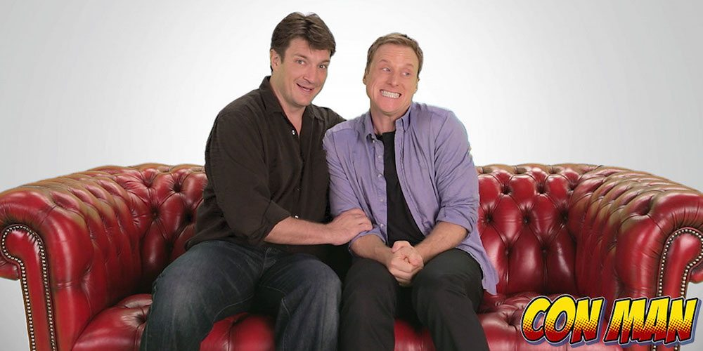 Alan Tudyk and Nathan Fillion are making a call out to all Browncoats.