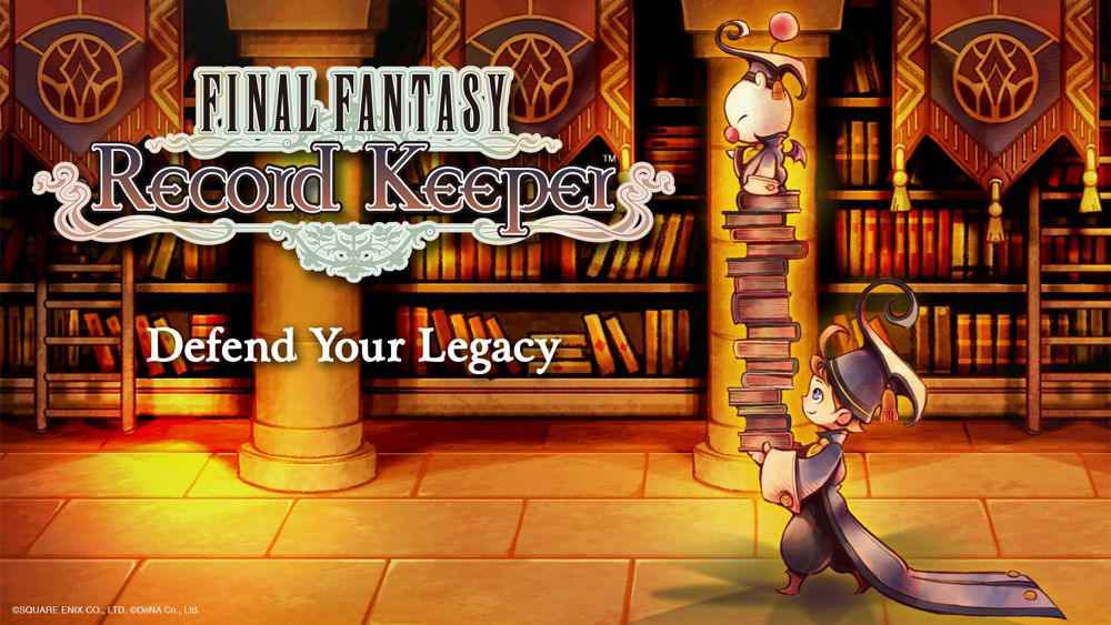 Final Fantasy Record Keeper. Photo via 360 Public Relations