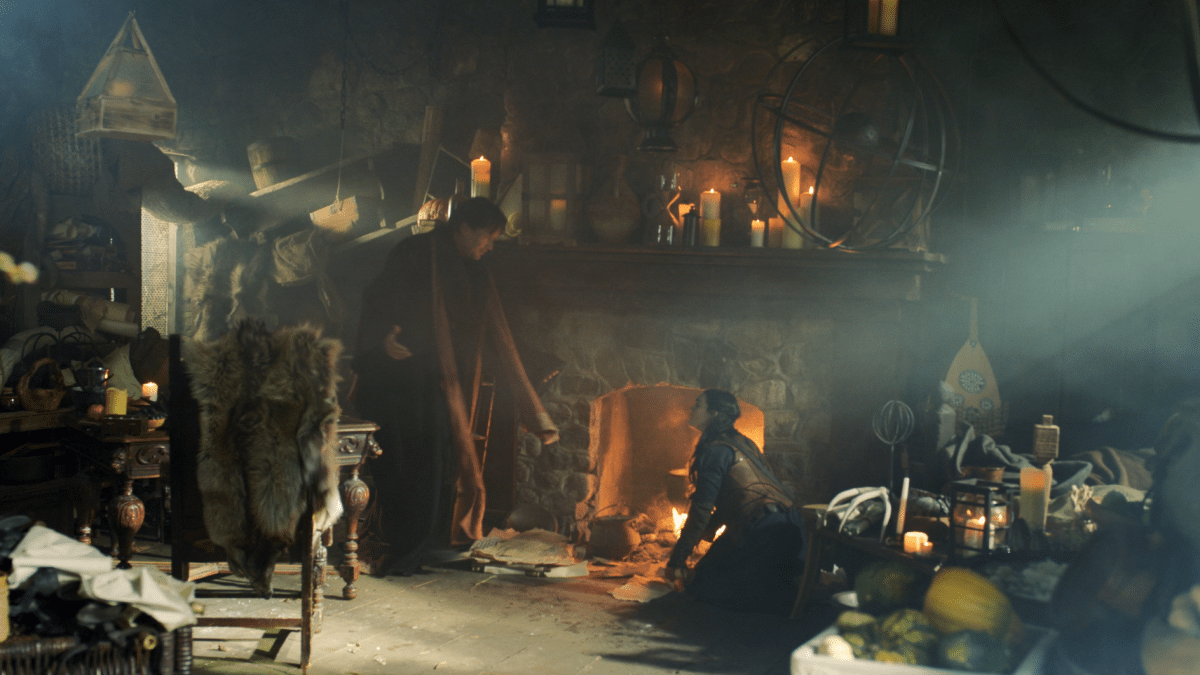 wizards room