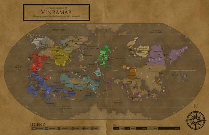 Darkplane Map