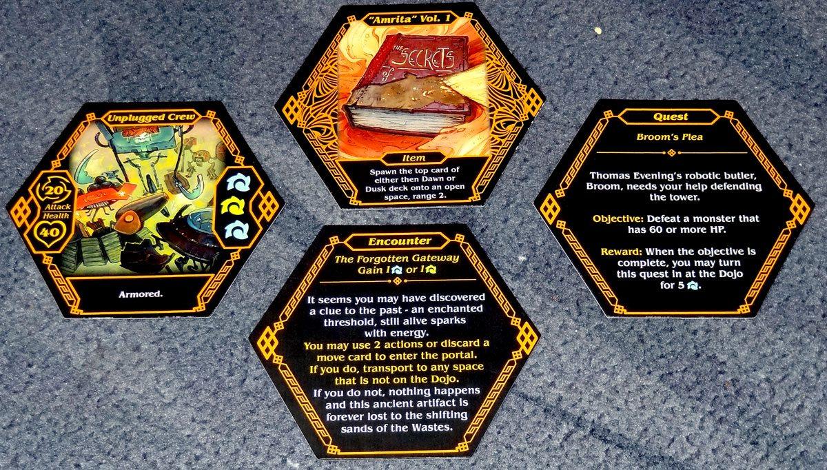 Champions of Hara world cards