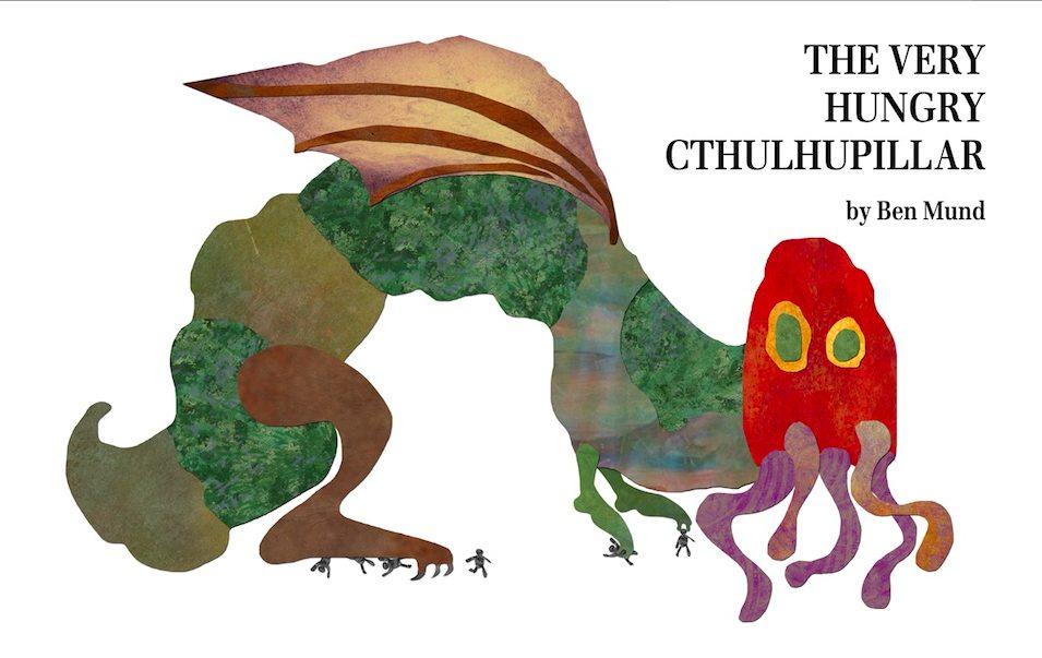 Chtulhupillar