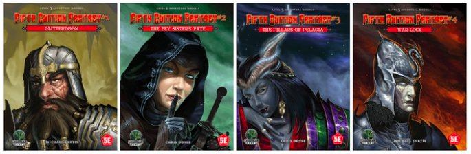 Fifth Edition Fantasy Collection