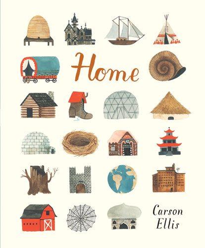 Home by Carson Ellis