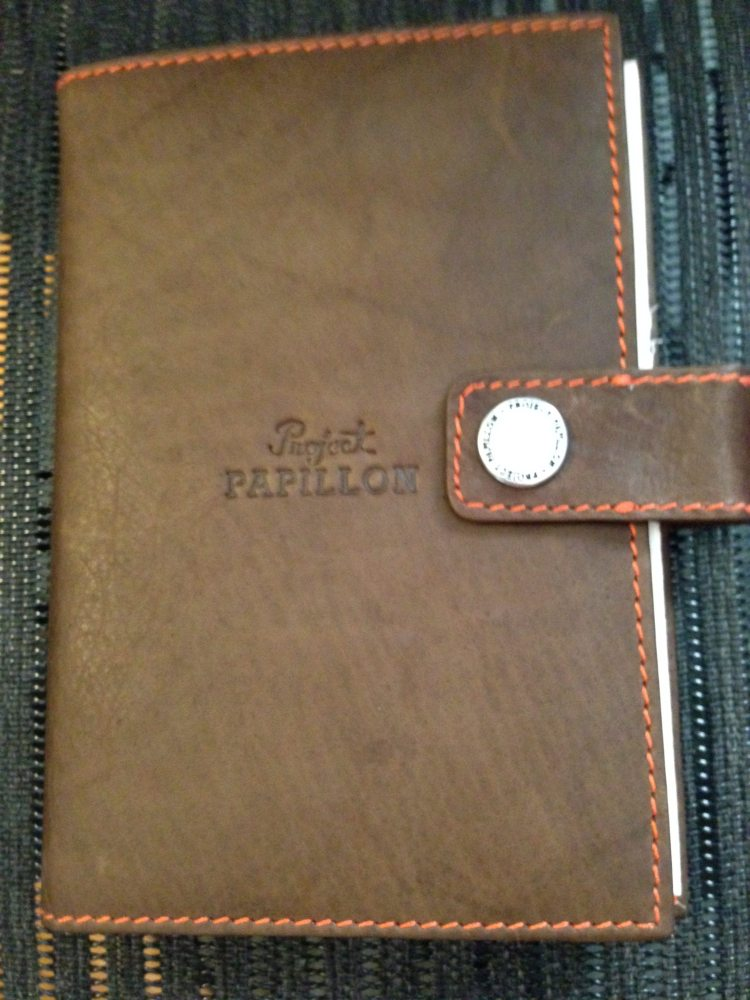 Project Papillon Notebook