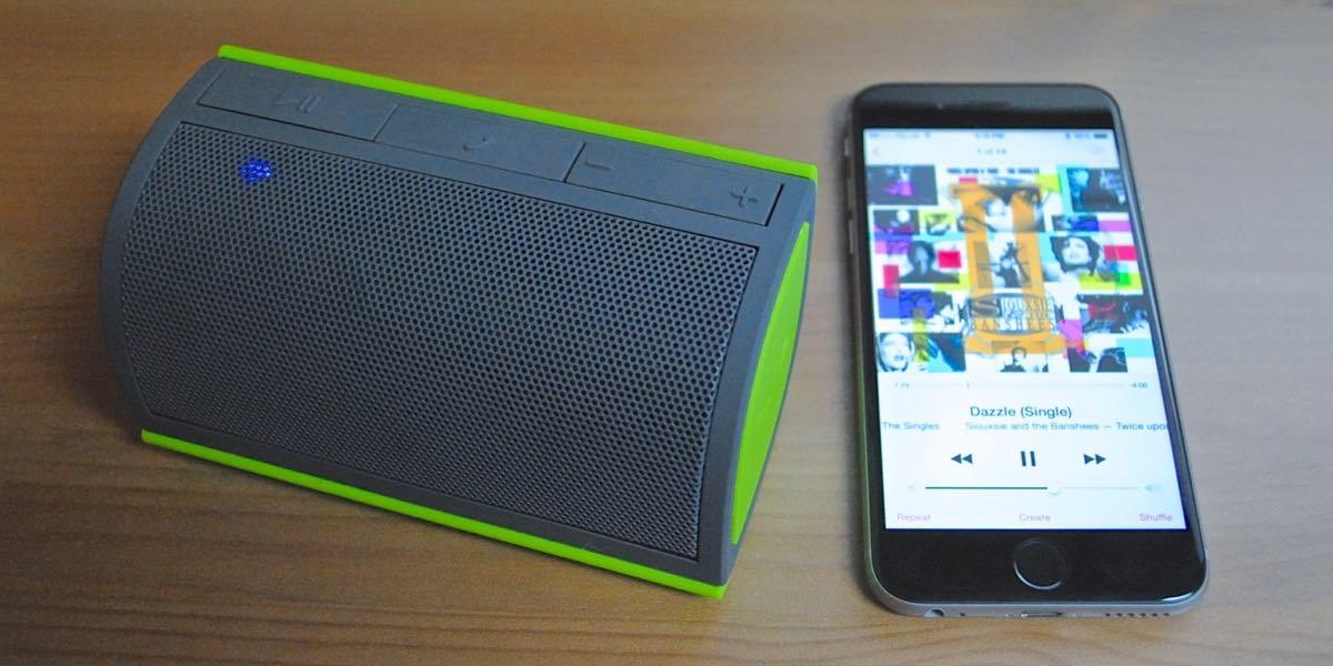 Nyne's Mini Bluetooth speaker