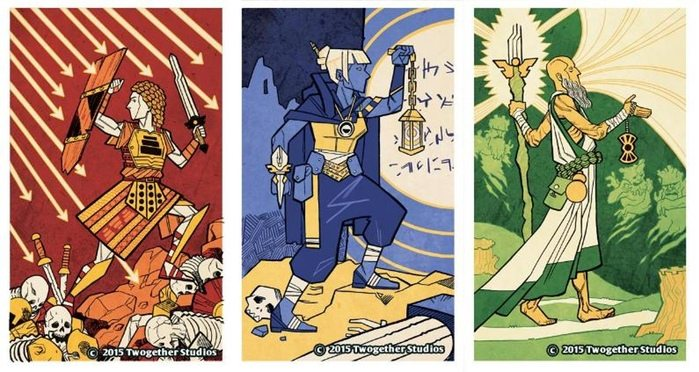 Phoenix card art