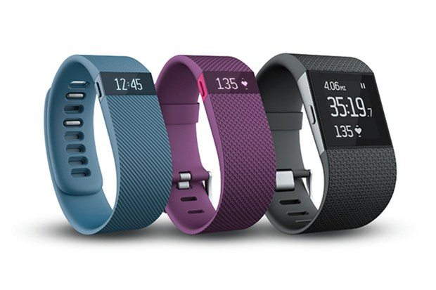 Fitbit Wearable Fitness Trackers