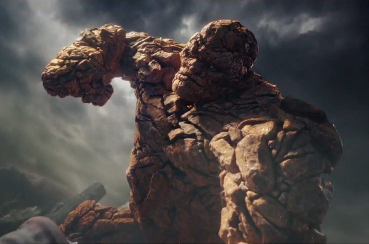 The Thing from 20th Century Fox's 'Fantastic Four'