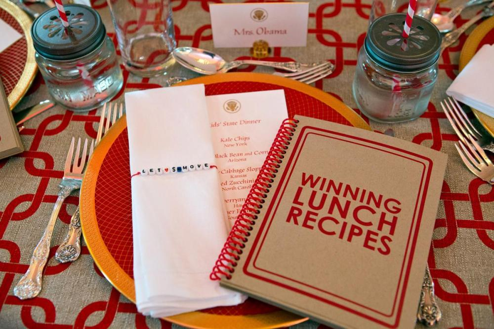 Photo: White House dinner invitation. Credit: WGBH