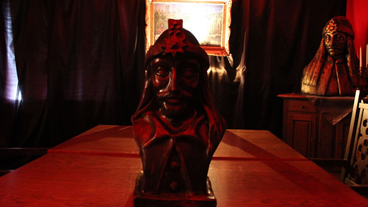 Vlad Dracula's Room