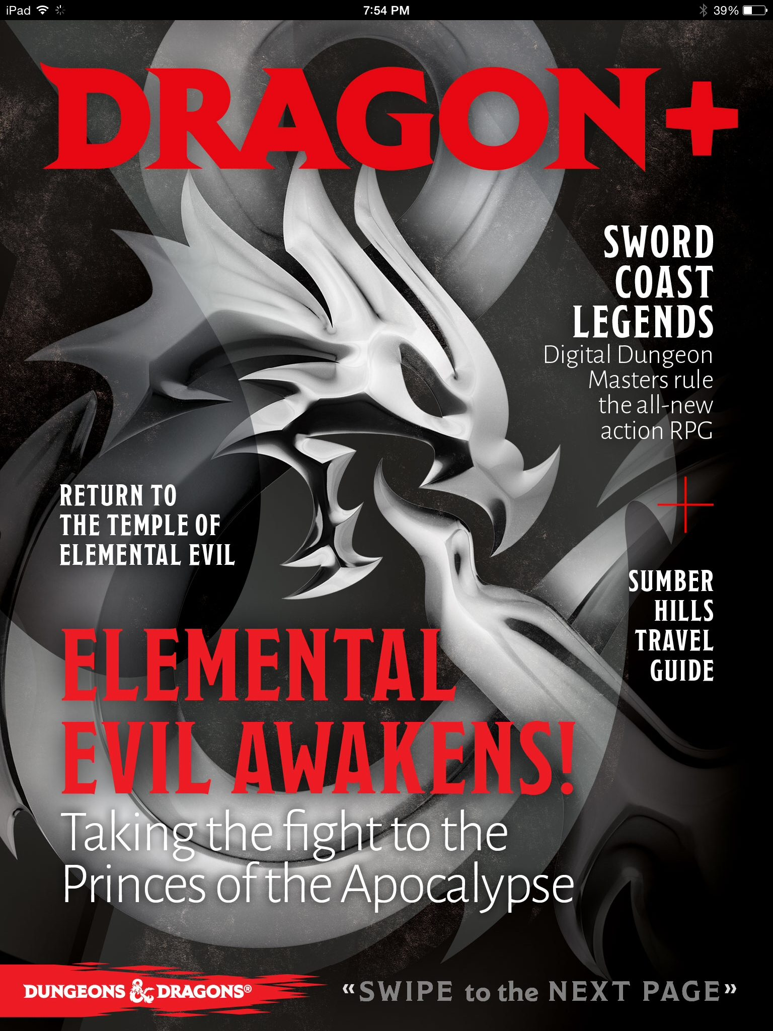 Dragon+ cover