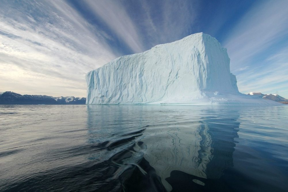 The ice there can be very beautiful. Photo: CC BY 2.0 by Rita Willaert