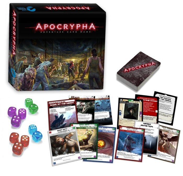 Apocrypha Components