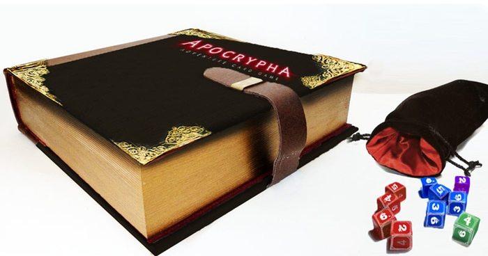 Apocrypha Master's Edition