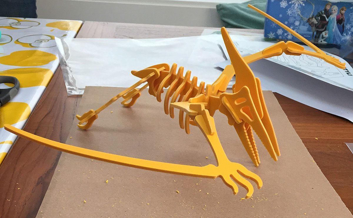 Boneyard-assembled