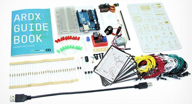 Complete Arduino Starter Kit & Course Bundle