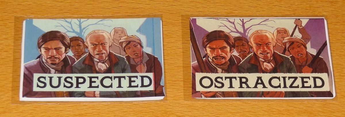 Cunning Folk Judgment cards