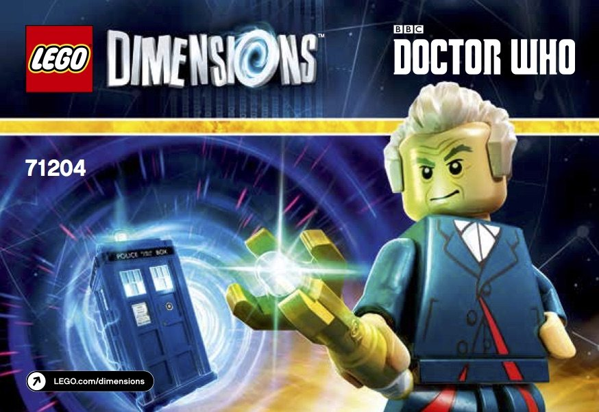 Doctor in Lego Dimensions